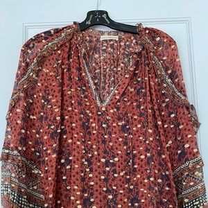 Ulla Johnson blouse xs